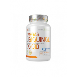 Omega 3 Ubiquinol Co-Q10