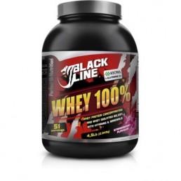 Black Line 100x100 Whey Protein