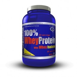 100x100 Whey Protein + ISO