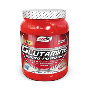 Glutamine Micro Powder