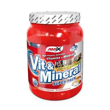Vit And Mineral Super Pack