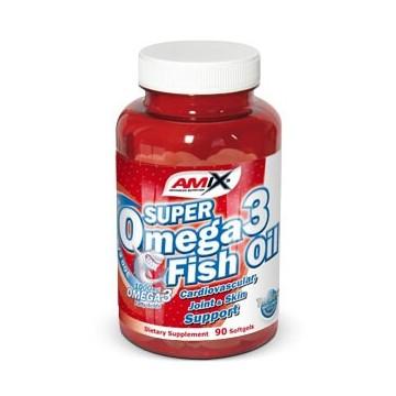 Super Omega-3 Fish Oil