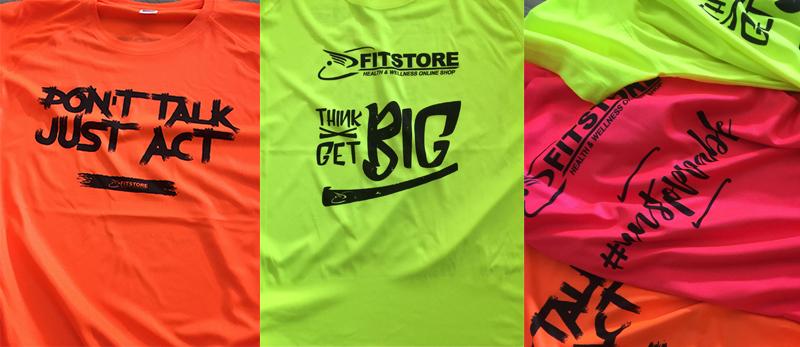 Camisetas FITstore