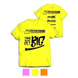 Camiseta Think Big