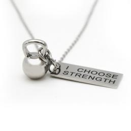 Mxl011 Kettlebell I Choose Strength