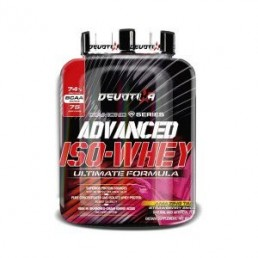 Advanced Iso Whey