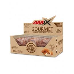 Gourmet Almond Protein Cookies