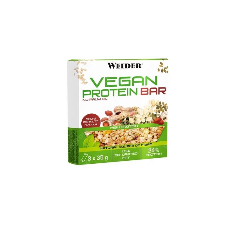 Weider Vegan Protein Bar (Barrita Proteica)