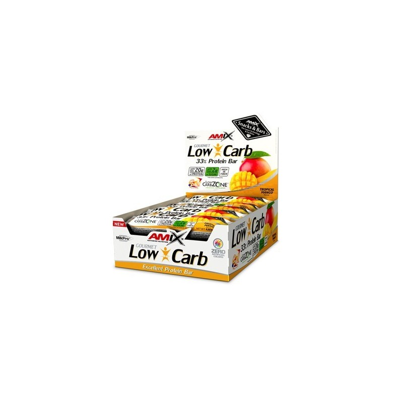 Amix Low Carb 33% Protein Bar