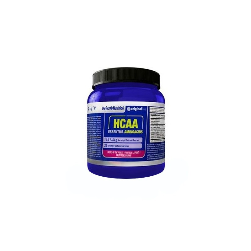 HCAA Essential Amino Acids