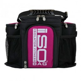 Isobag 3M Black-Fuchsia