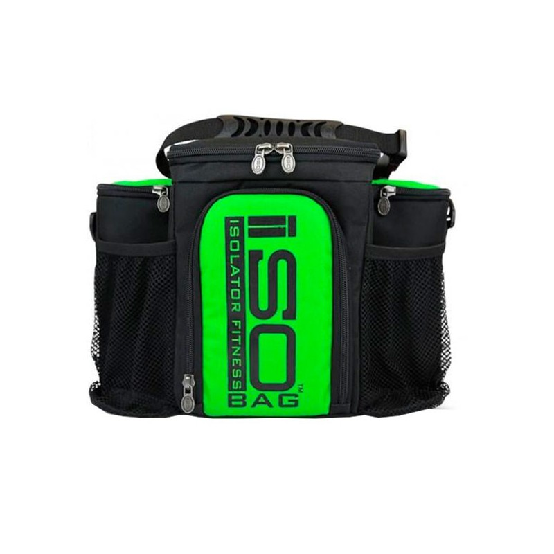 Isobag 3M Black-Green