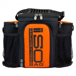 Isobag 3M Black-Orange