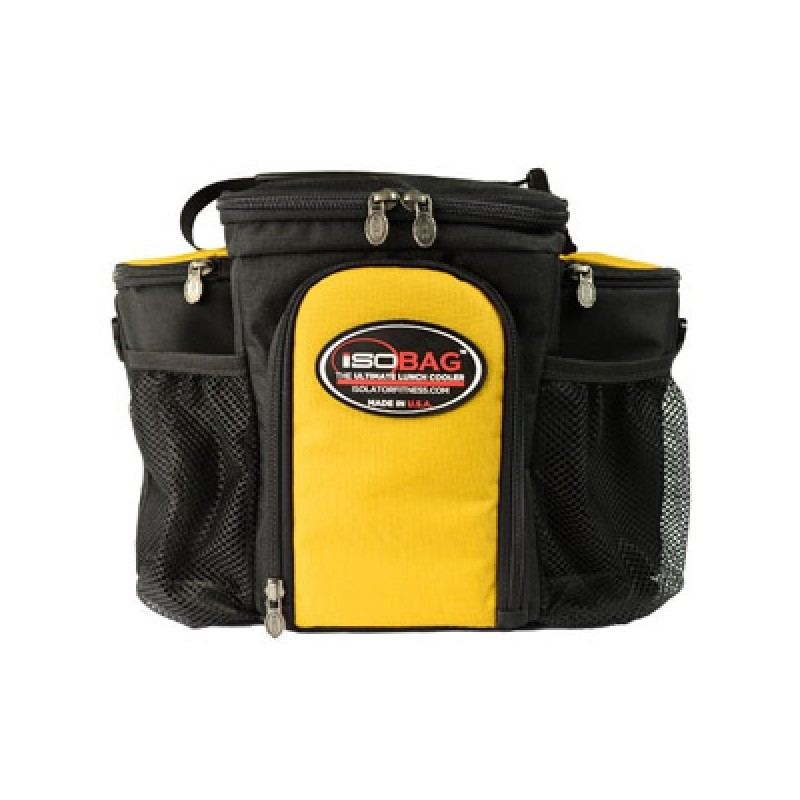 Isobag 3M Black-Yellow
