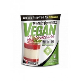 Vegan Protein Delicatesse