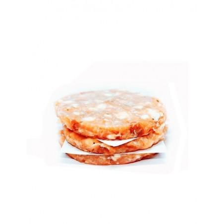 Bandeja 4 burgers Gourmet Edition