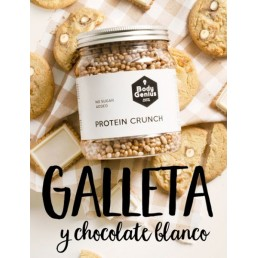 Protein Crunch Galleta - Choco Blanco