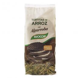 Tortitas De Arroz Con Algarroba