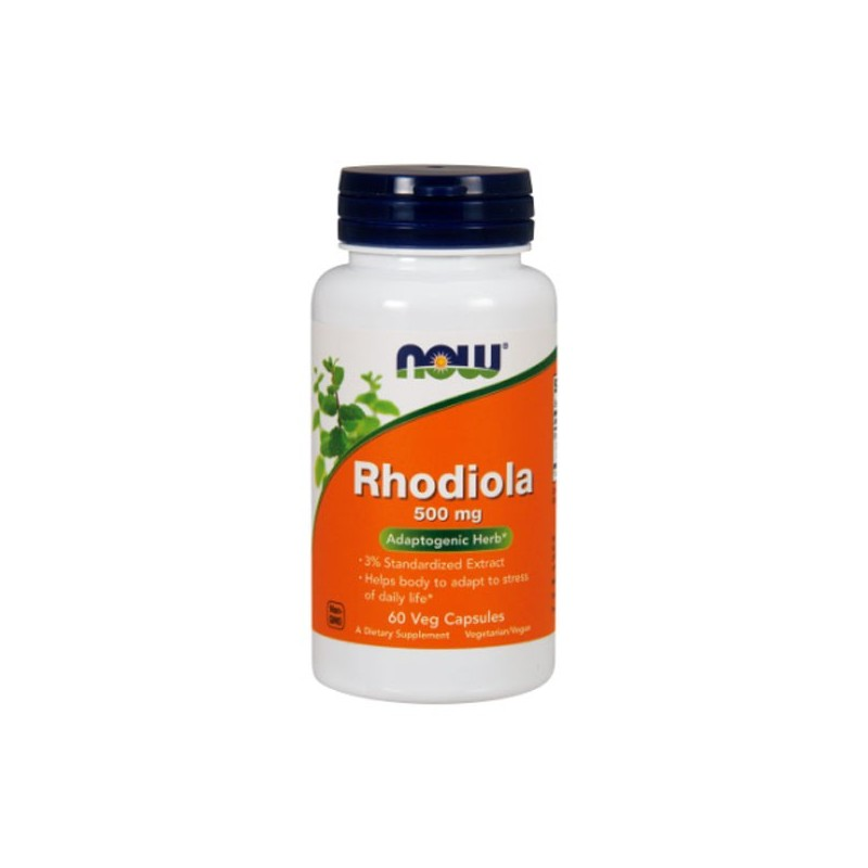 Rhodiola 500 Mg