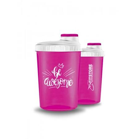 Shaker FITstore Rosa
