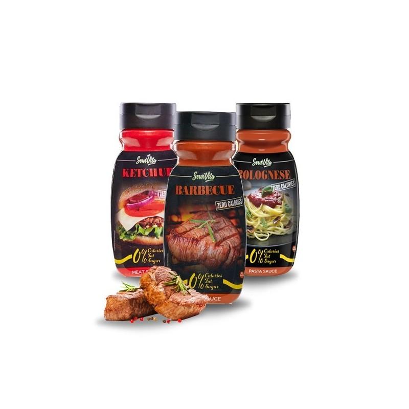 Servivita Pack Salsas Carnes