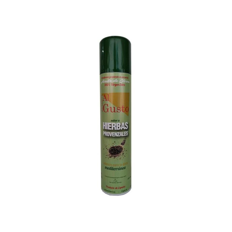 Aceite De Oliva Sabor Hierbas Provenzales