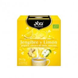 Yogi Jengibre Y Limón