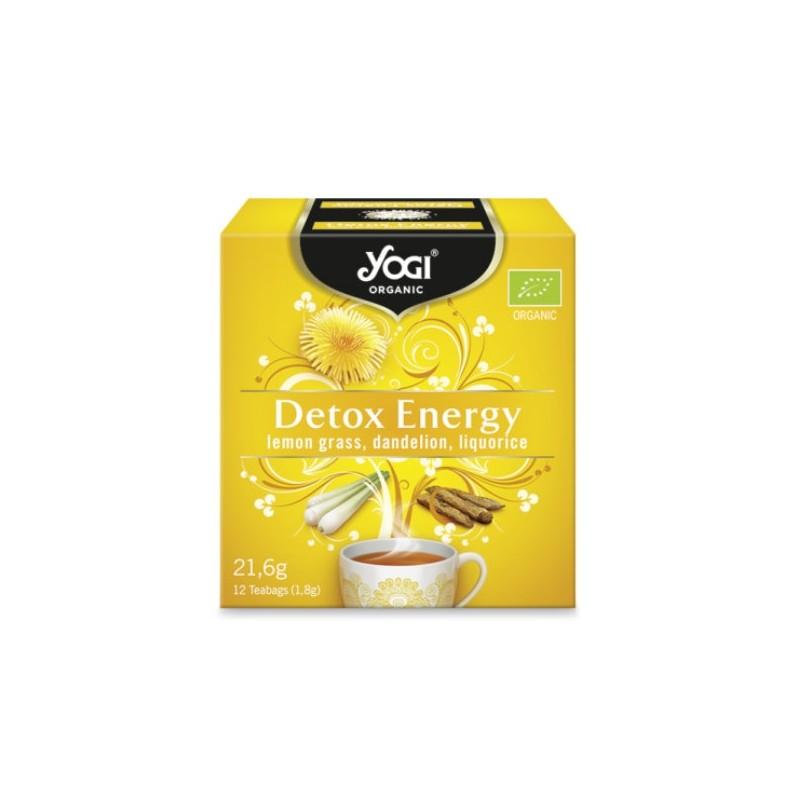 Yogi Energía Detox