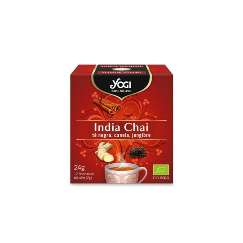 Yogi India Chai