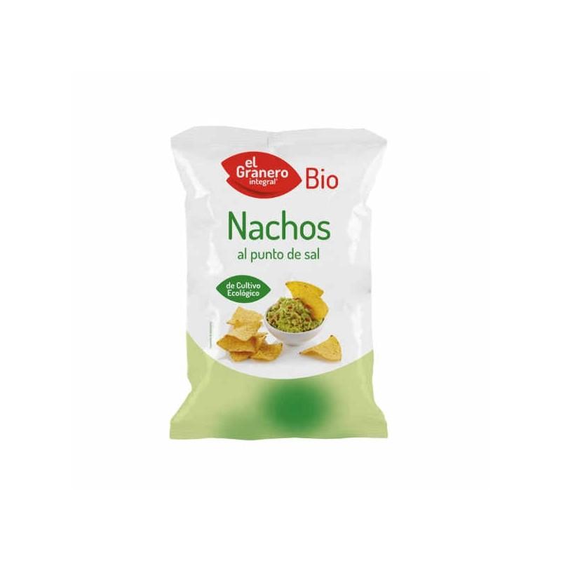 Nachos Al Punto De Sal Bio
