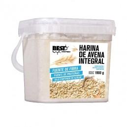 Harina De Avena Integral