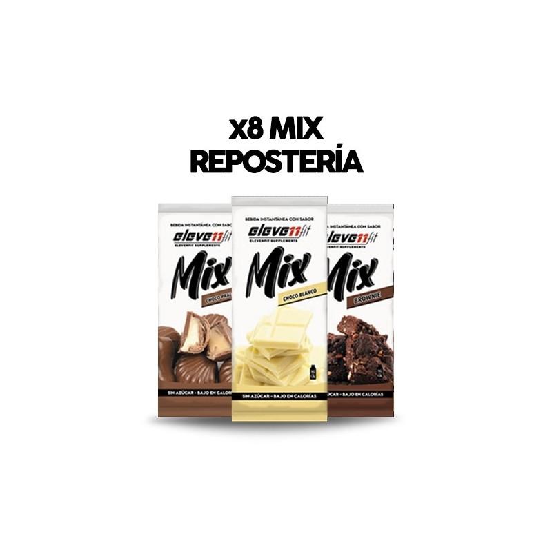 Mix Repostería (Sabores variados)