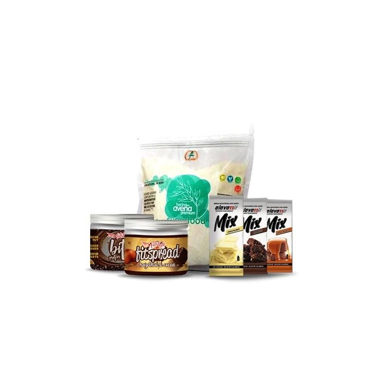 Gluten Free Zero Pack
