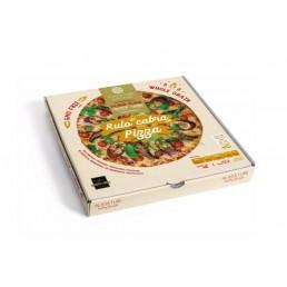 Pizza Fitness Rulo de Cabra