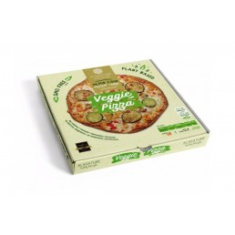 Pizza Proteica Vegetal