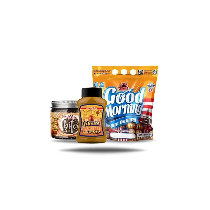 Protein Good Morning Pack