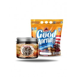 Protein Pack Oats & Bites