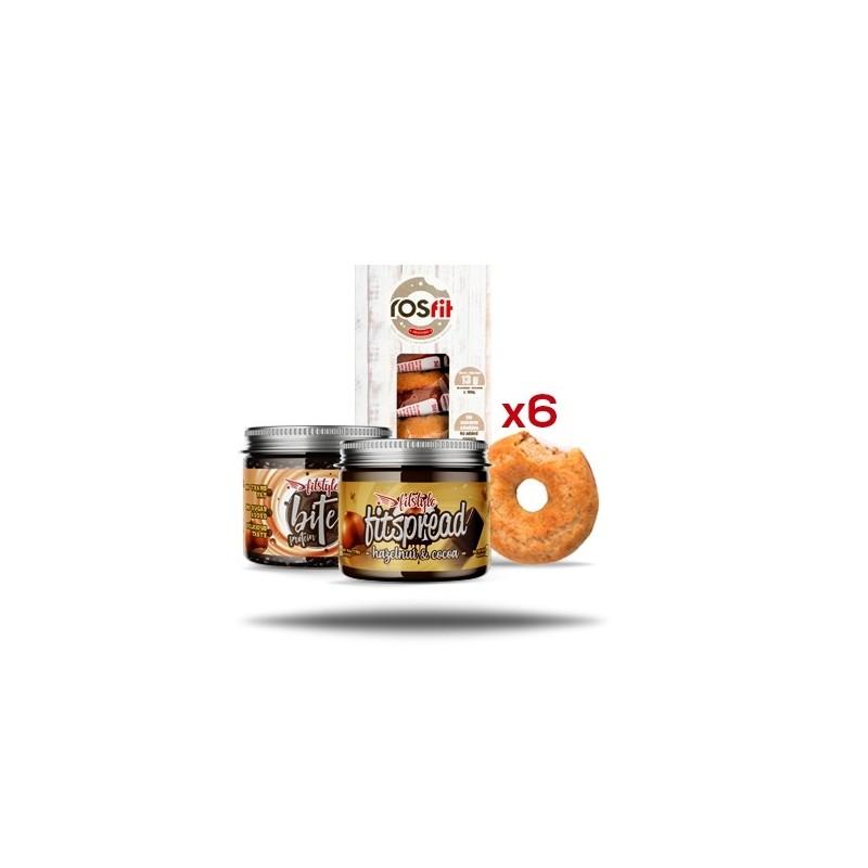 Pack Protein Bites & Rosfit