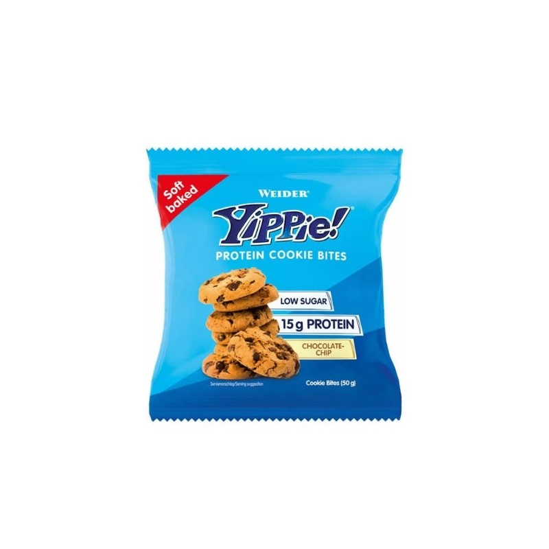 Yippie Protein Cookies