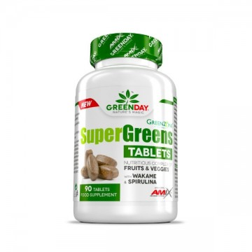 Supergreens Tablets