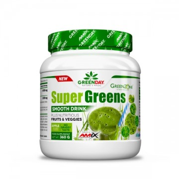Supergreens Drink