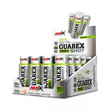 Guarex Energy & Mental Shot