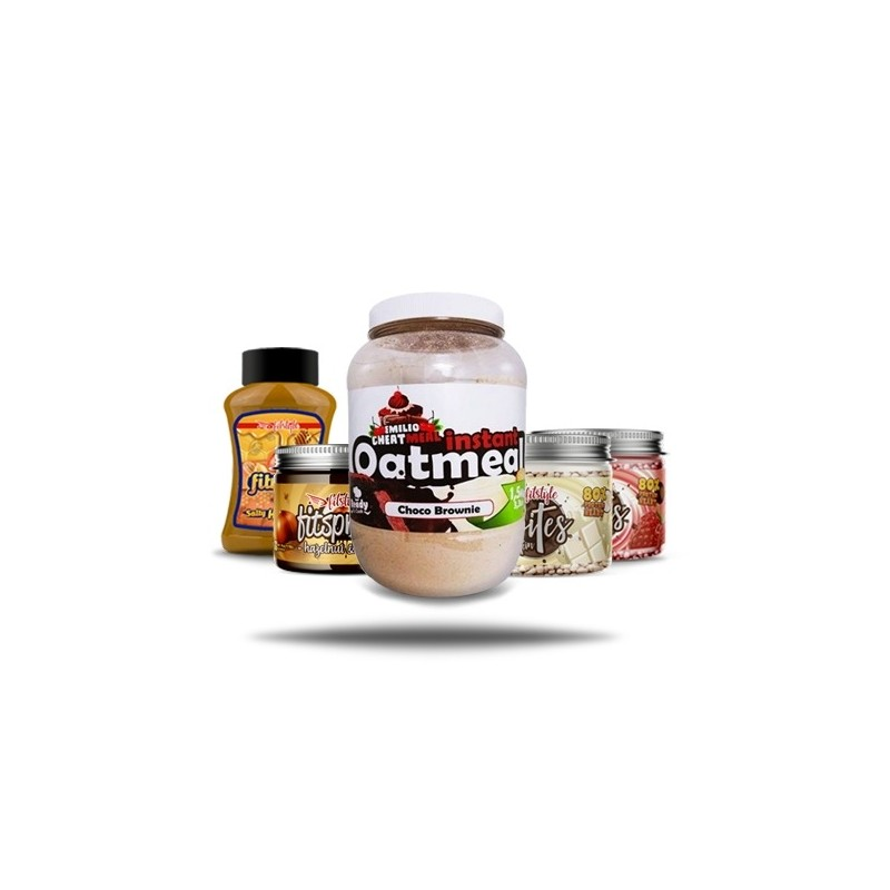 Fitnuts, Fitspread & Emilio Oats