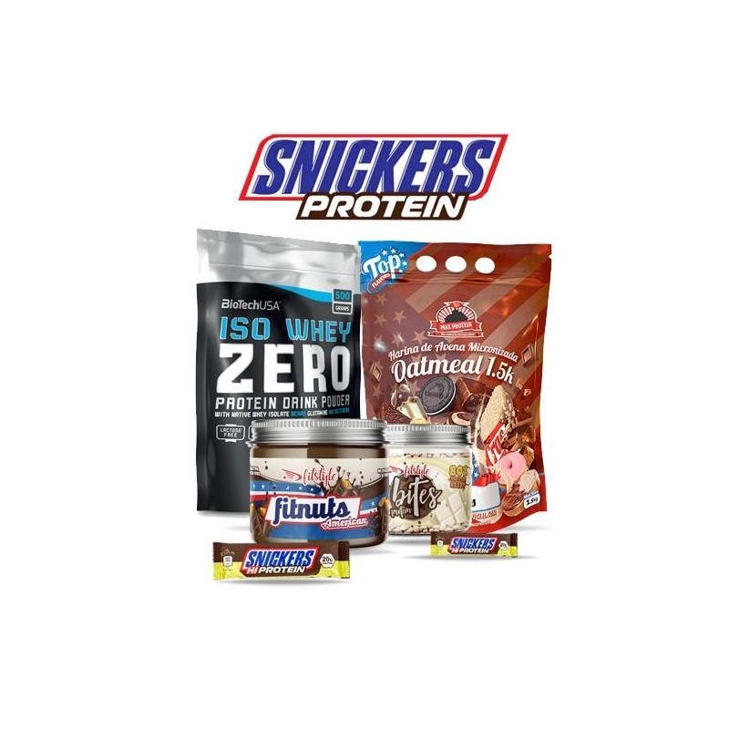 Biotech Snickers Pack Zero