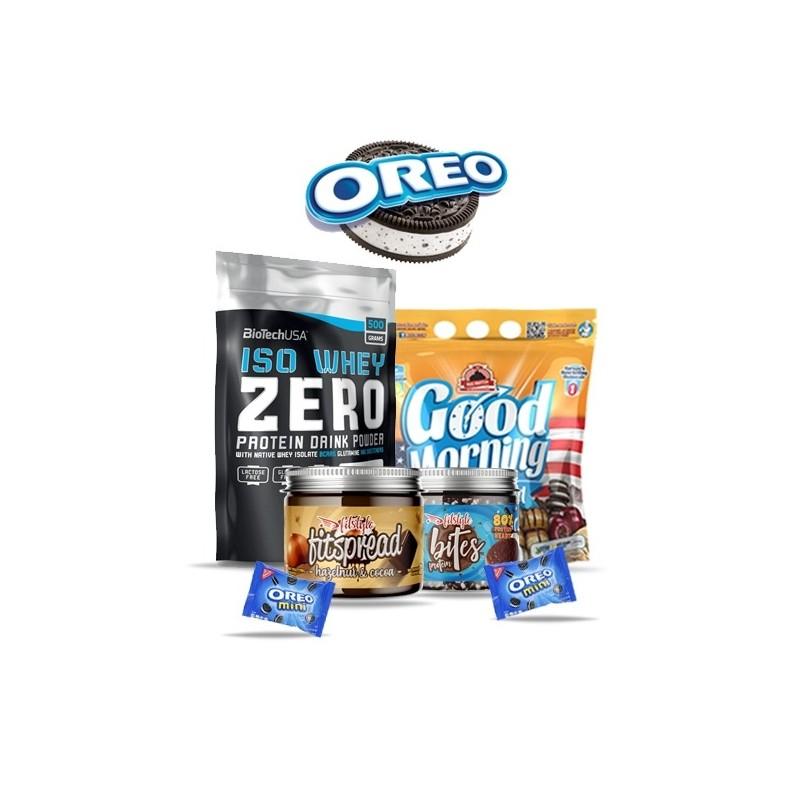 Biotech Oreo Pack Zero