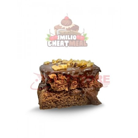 Brownie Fit Emilio Cheat Meal