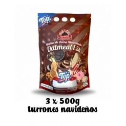 Harina de Avena Top Flavors Christmas