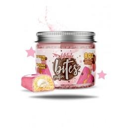 Protein Bites Pink Cake