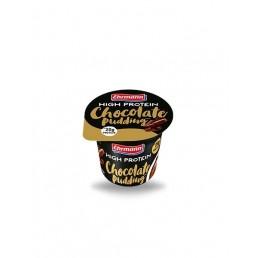 Natilla Proteica de Chocolate
