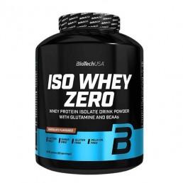 ISO whey zero biotech